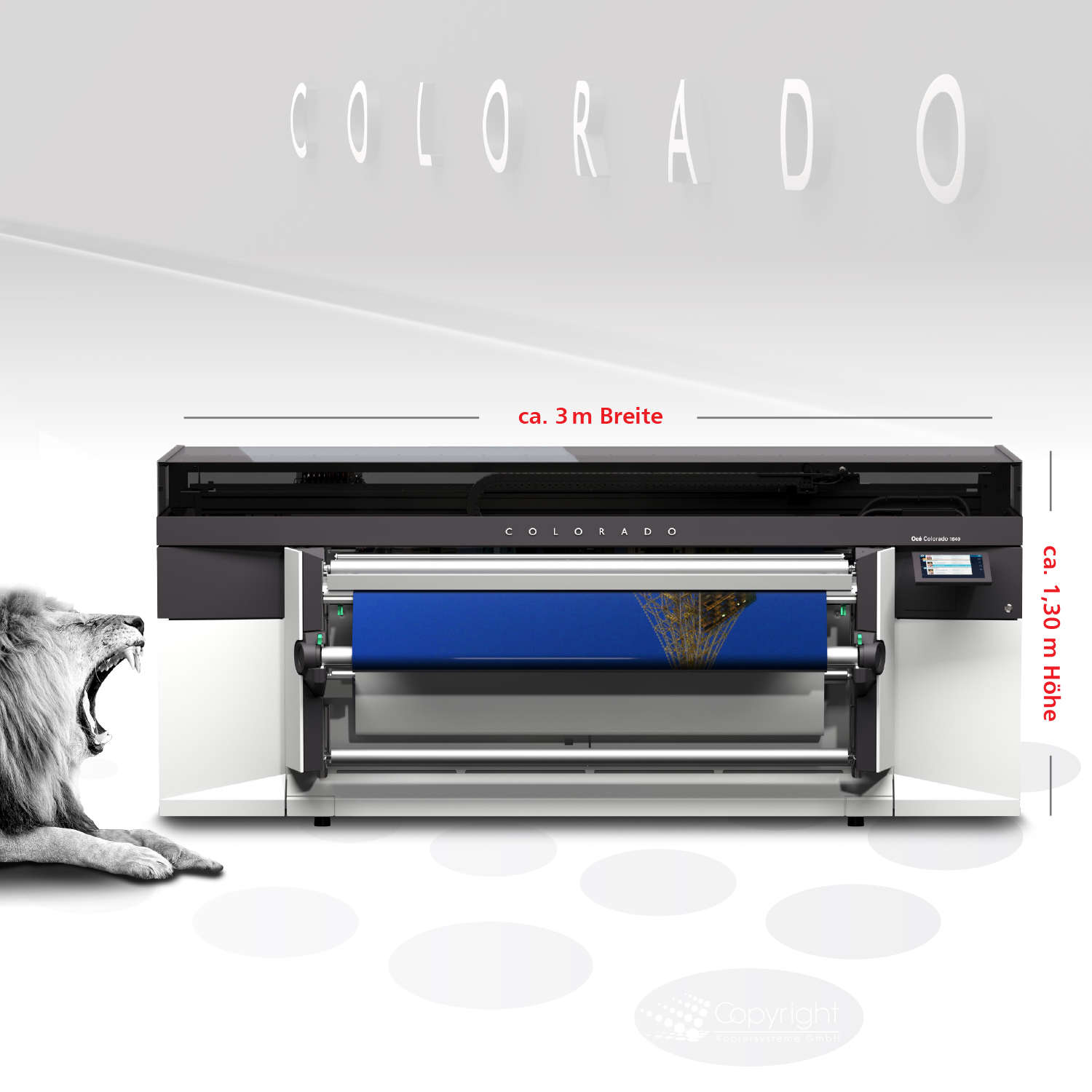Océ Colorado 1640 Printer