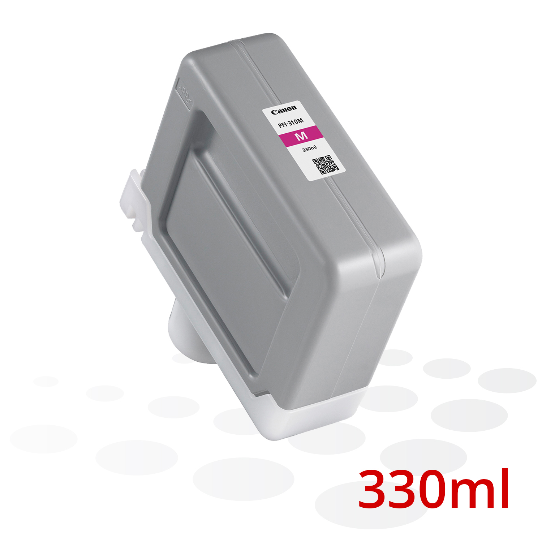 Canon PFI-310 M, Magenta, 330 ml