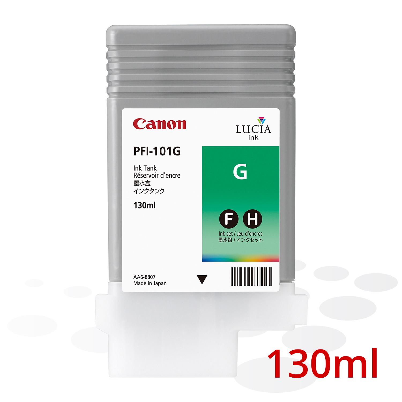 Canon PFI-101 G, Grün, 130 ml