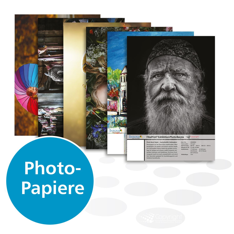 Testset Photopapiere