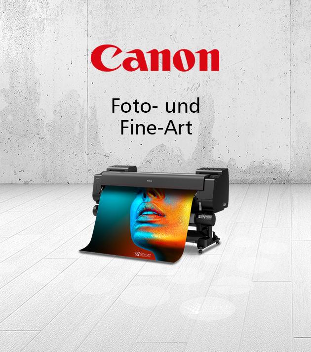 Canon Plotter Foto